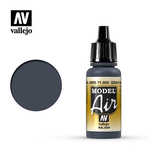 Vallejo Model Air - Grey Blue 71.005