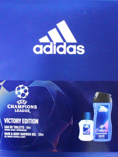 Adidas UEFA 5 Gift Set
