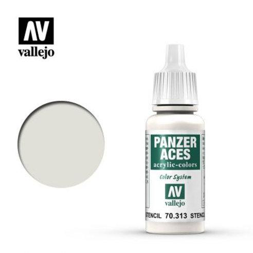 Vallejo Panzer Aces - Stencil 70.313