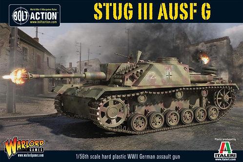Bolt Action - German Stug III