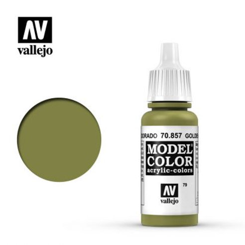 Vallejo Model - Golden Olive 70.857