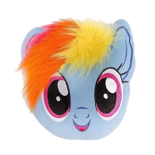Official My Little Pony Shaped Cushion