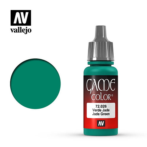 Vallejo Game - Jade Green 72.026