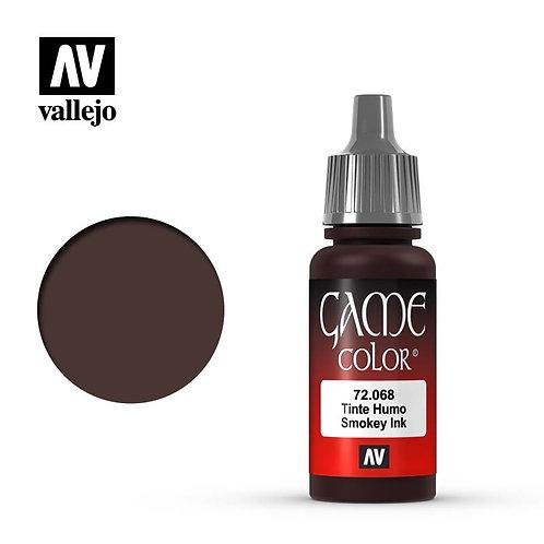 Vallejo Game - Smokey Ink 72.068