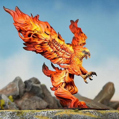 Kings of War - Basilean Phoenix