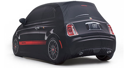 Abarth Photographic Cover