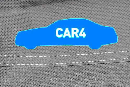 Cover for Cars 19 Ft. or less Coverguard Indoor Universal