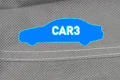 Cover for Cars 16 Ft. 8 in. or less Coverguard Indoor Universal