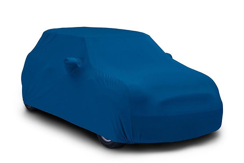 Custom Satin Stretch Indoor Cover 2 Layers, SUV