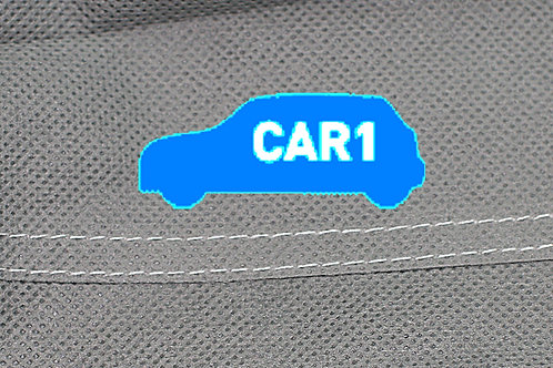 Cover for Cars 13 Ft. or less Coverguard Indoor Universal