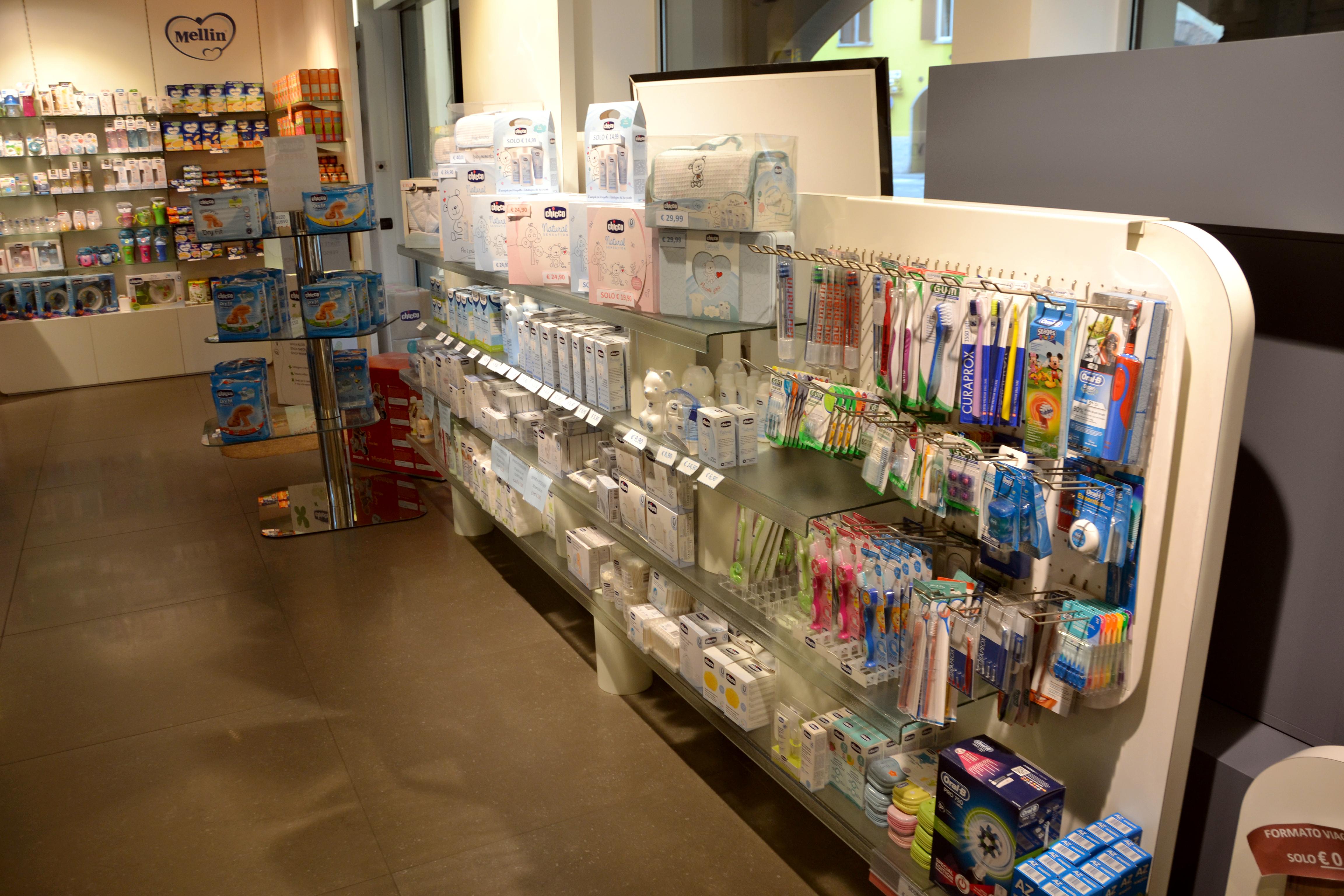 Igiene personale Farmacia Rebba