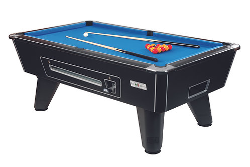 Supreme Winner Pool Table - Blk
