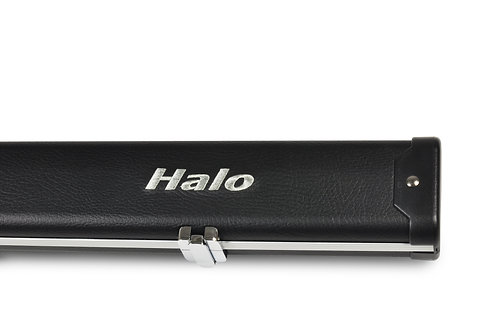 Black Halo Wide Case for One Piece Cue(s)