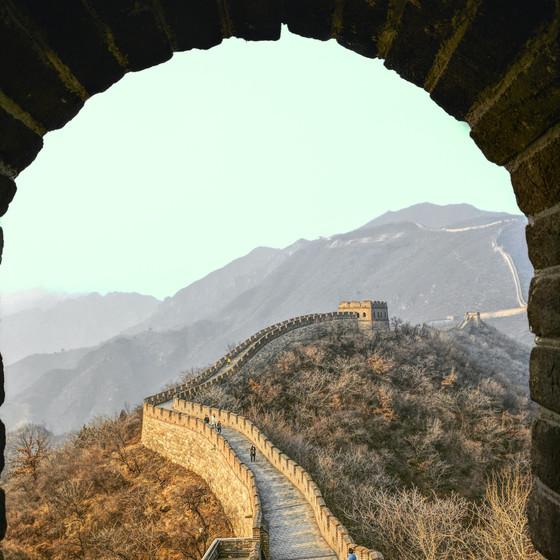 China's Emerging Peak