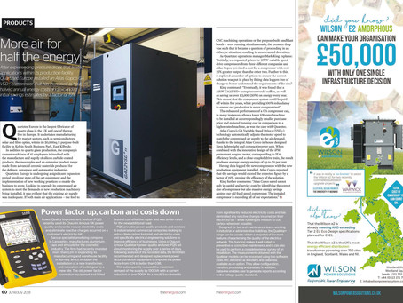 Article indicating Power Quality Analysis and Solution Benefits. 'theenergyst'