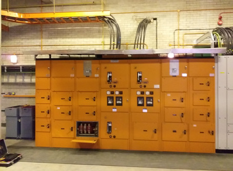 LV Power Quality Survey - Leyland