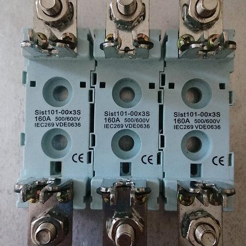 NH00 Fuse Base 160A 500/600V