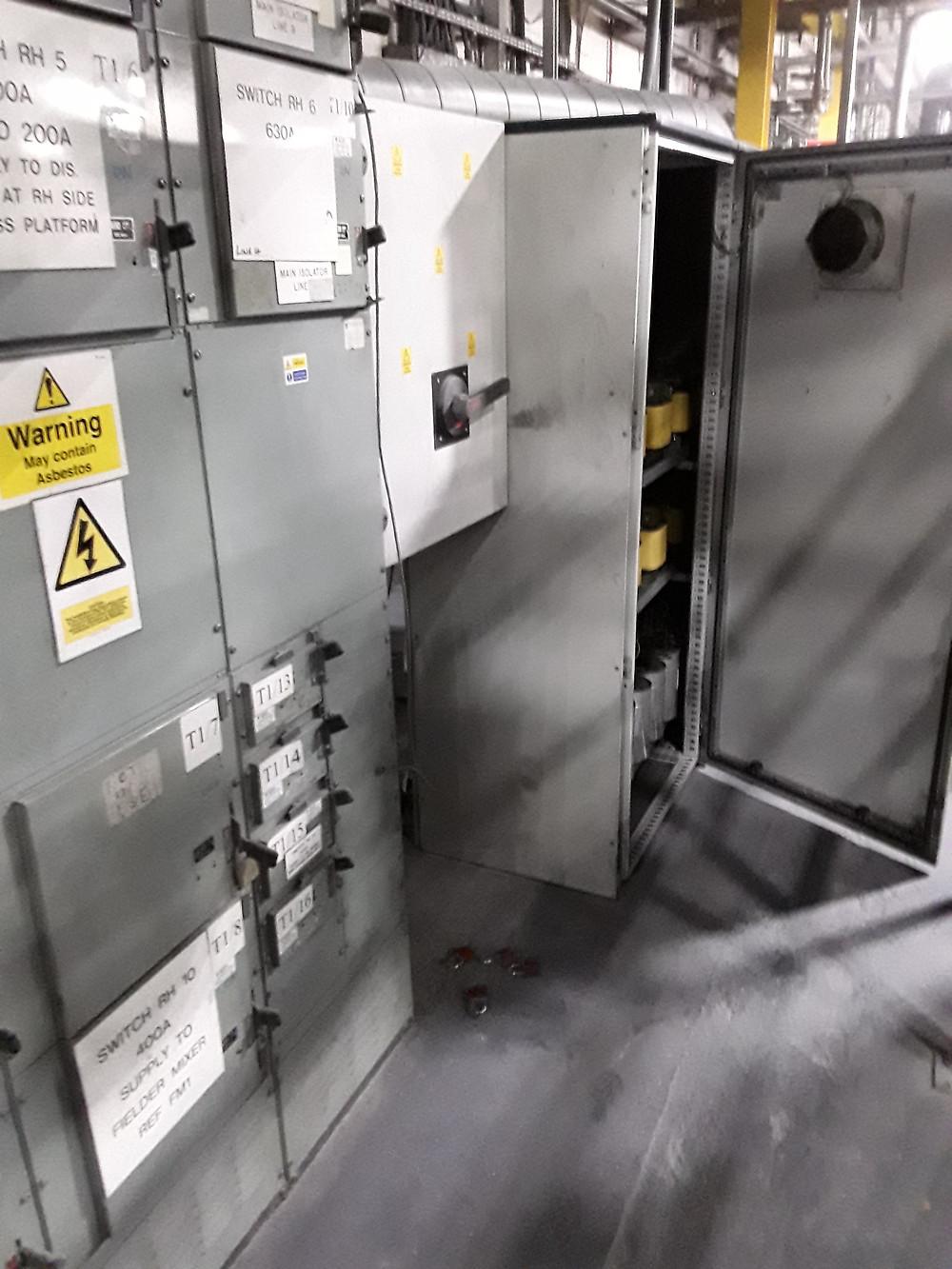 Power Factor Correction Equipment Maintenance from PQIS Ltd.