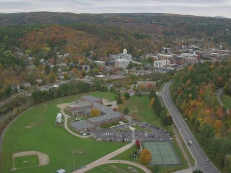 Black Lives Matter Flag Raised at Vermont School