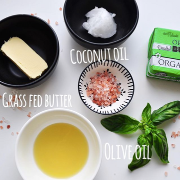 My Favourite Cooking Fats!