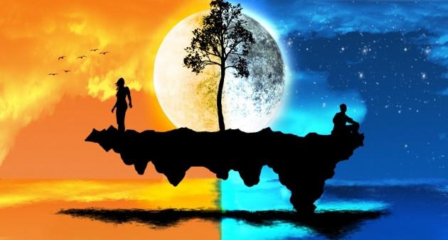 choix, positif, négatif, bonheur, bien-être, zen, méditation, psychologie