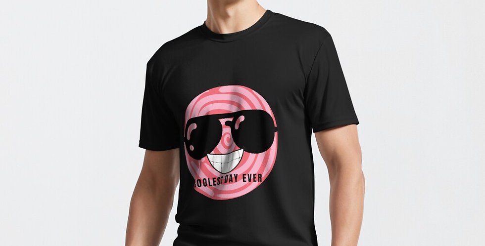 coolest day ever t-shirt