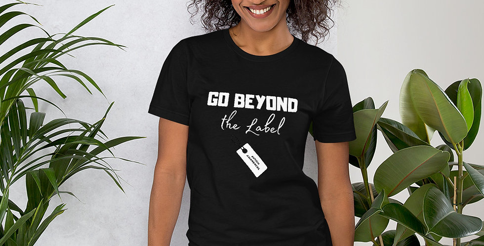 go beyond the label printed t shirts, buy funny t shirts online- favourtees