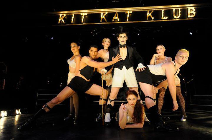 Cabaret, San Jose Stage Co