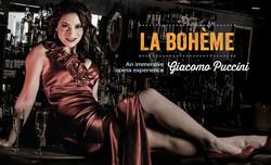La boheme, West Edge Opera, 2014
