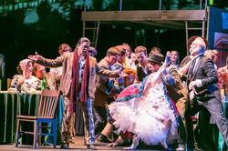 La boheme, Townsend Opera, 2014