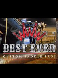 Best Ever Custom Saddle Pads