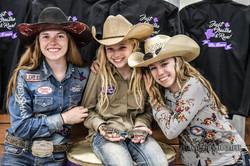 Danika, Regan Davis & Emily Dodds