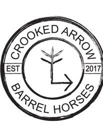 Crooked Arrow Barrel Horses