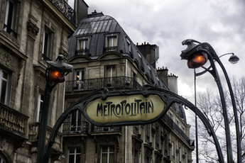 Metropoloitain Paris