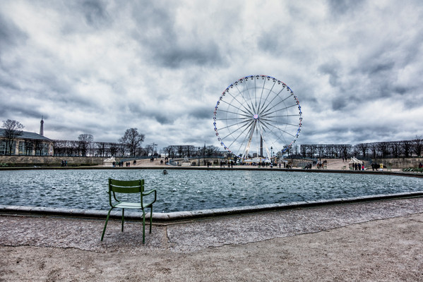 Paris Eye