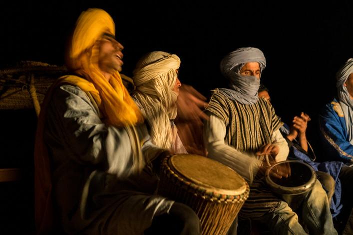Desert Drums