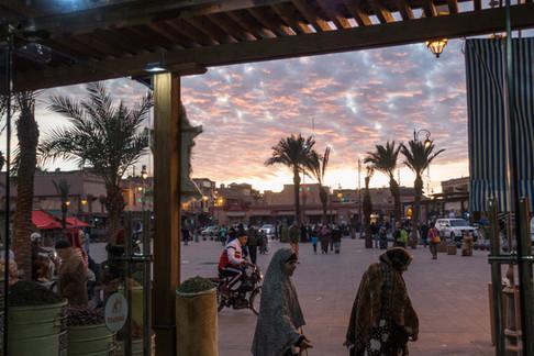 Marakesch Morocco