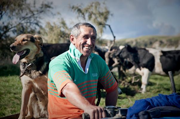 Manuatu Farmer