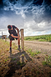 Fence Post worker.