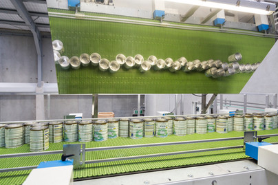 Canning Plant