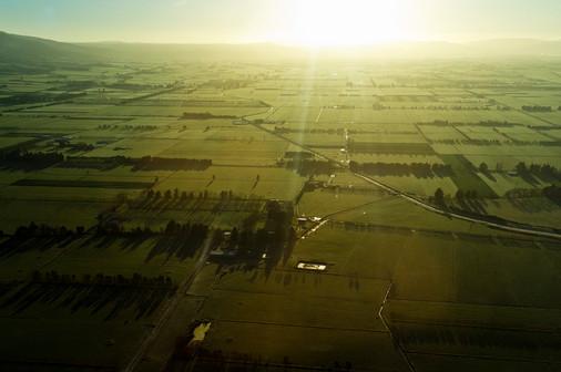 Sunset Otago NZ