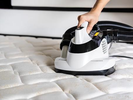 Hoe Matrassen reinigen