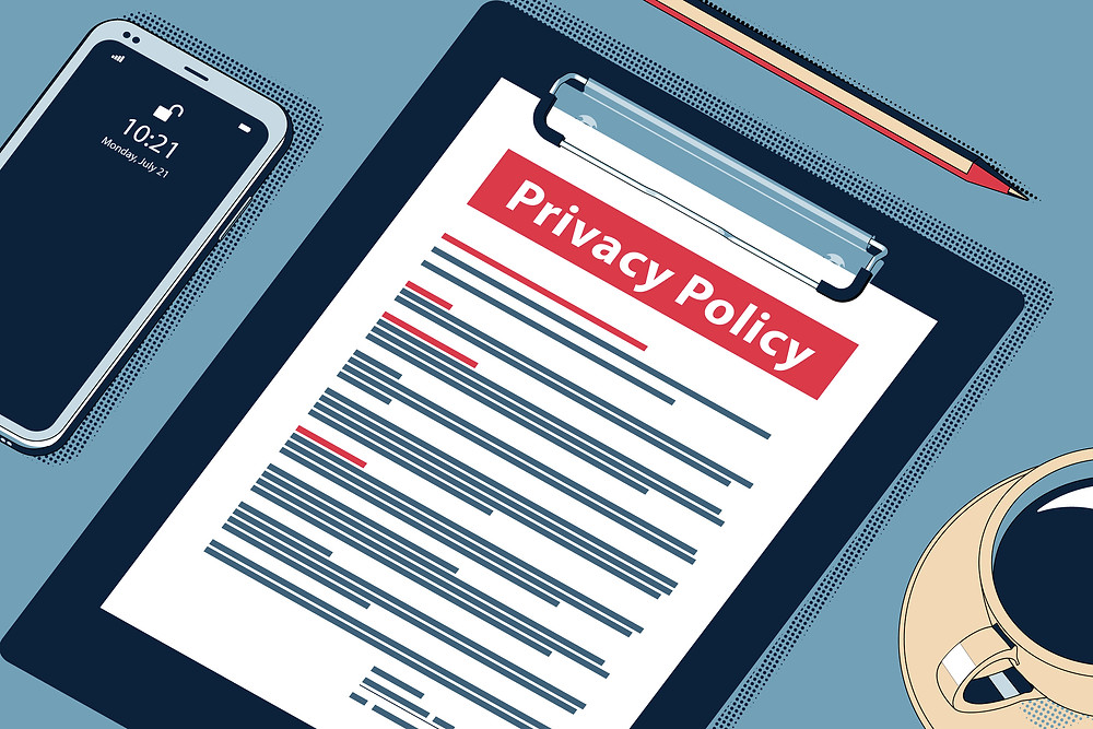 website privacy