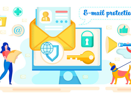 8: Use secure email services that respect privacy