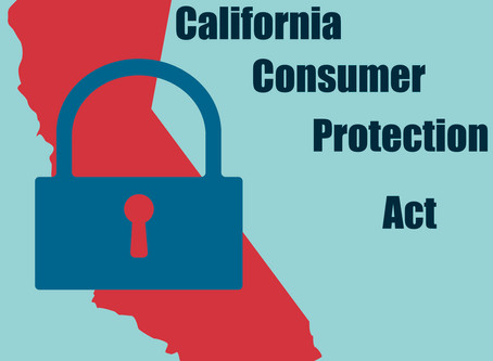 10: CCPA data privacy legislation enables access to personal data collected