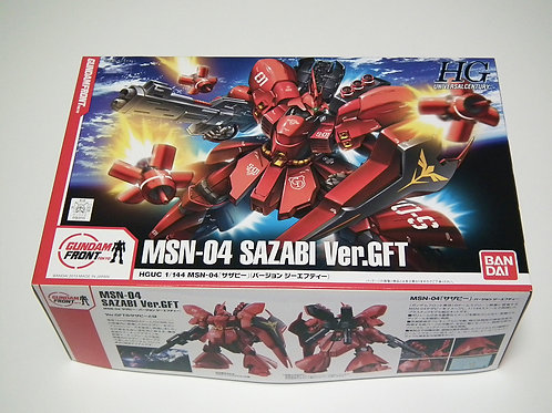 MSN-04 Sazabi Ver GFT
