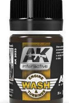 AK Wash - Engine and Turbines Wash