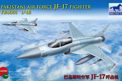 Pakistani Air Force JF-17 Fighter