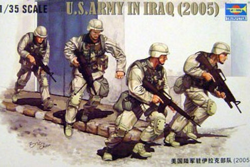 US Army in Iraq (2005)