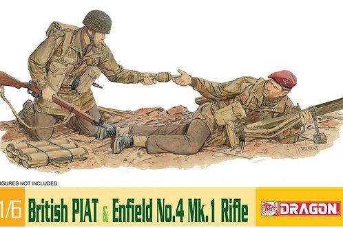 British Plat & Enfield No.4 Mk.1 Rifle